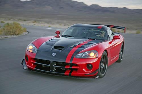 10 Best American Sport Cars Ever