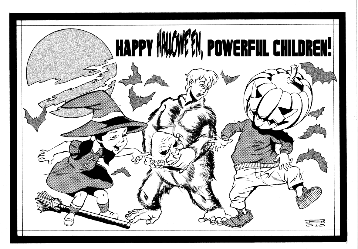 power-halloween