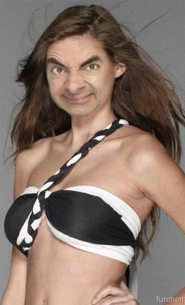 Bean mad girl