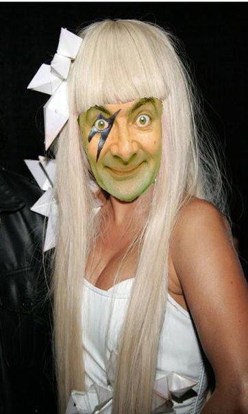 Lady Gaga Bean