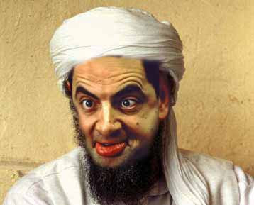 Osama Mr.Bean Laden