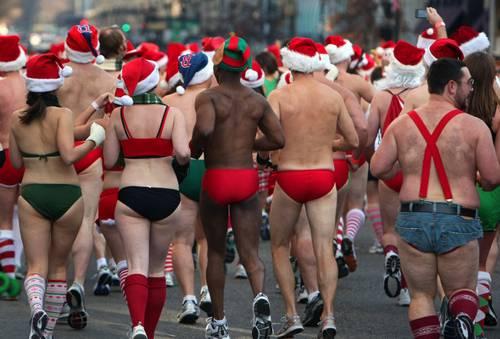 Santa Marathon