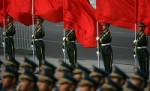 Chinese army in N,Korea