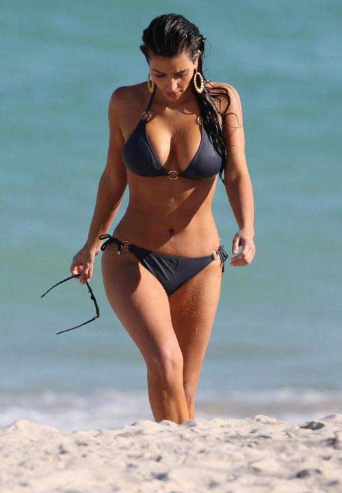 Hot Kim Kardashian