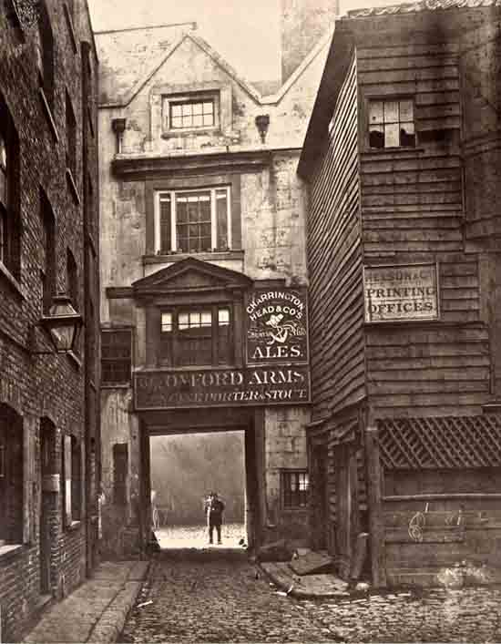 old London photos