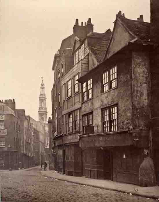old London photography 9