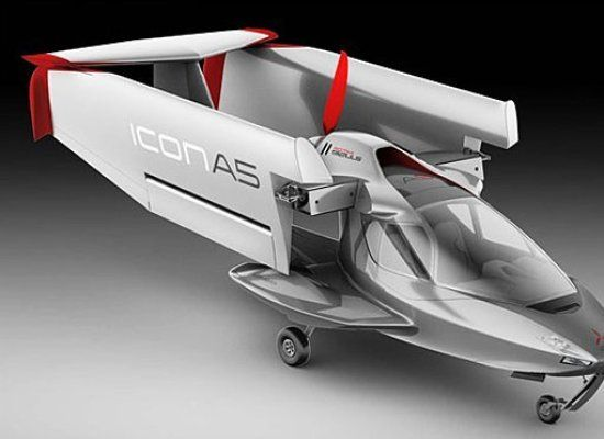 Incredible plane design