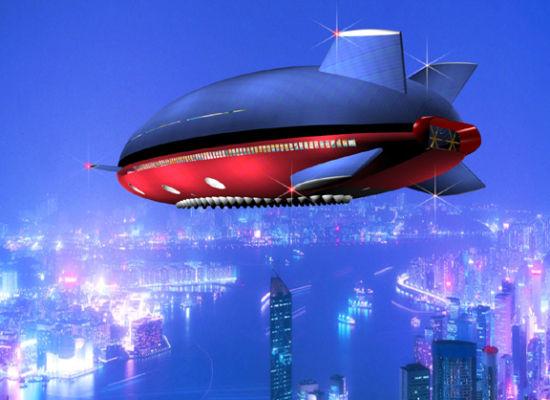 futuristic plane design