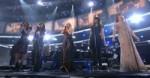Aquilera fail at Grammys small