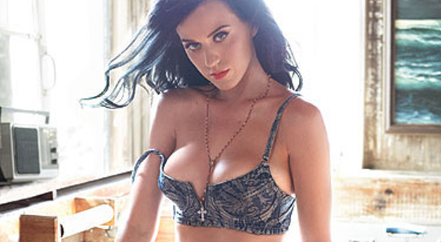 Katy Perry bra pic