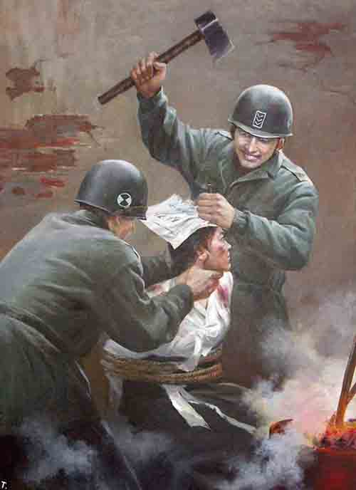 North Korean Sick Propaganda 1