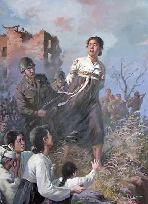 North Korean Sick Propaganda 12