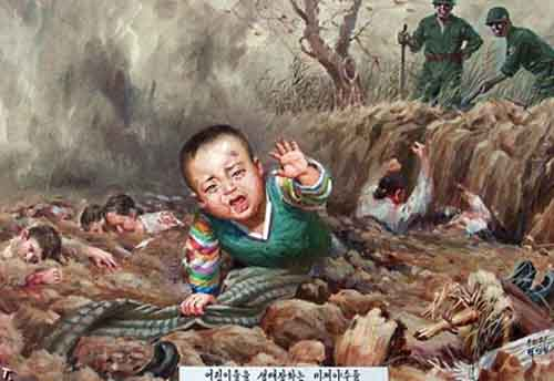 North Korean Sick Propaganda 8
