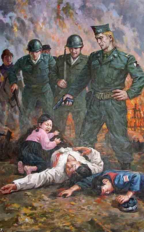 North Korean Sick Propaganda 9