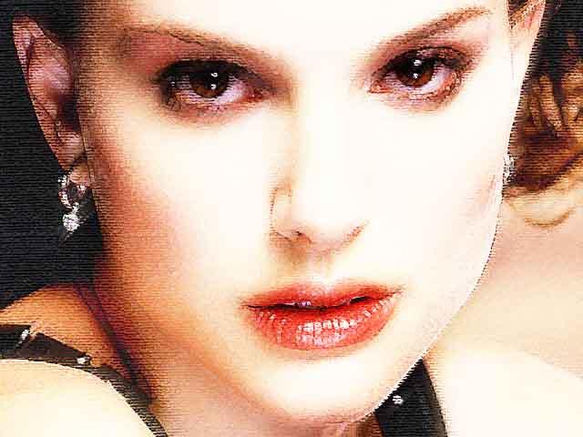 Beautiful Lady Natalie Portman