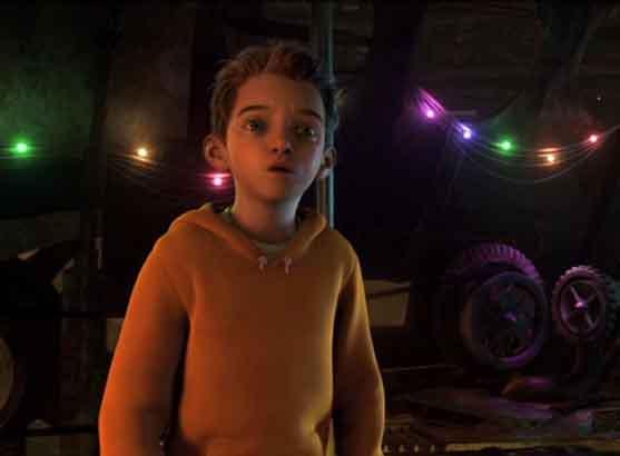 Seth Green character