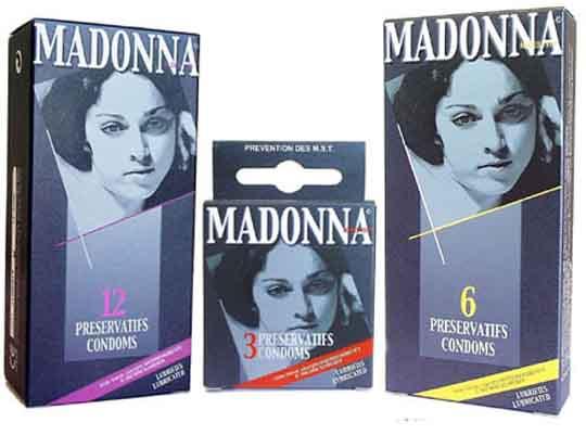 Condom singer