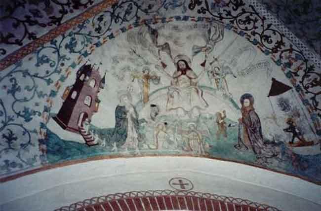 Soenderborg Medieval Painting