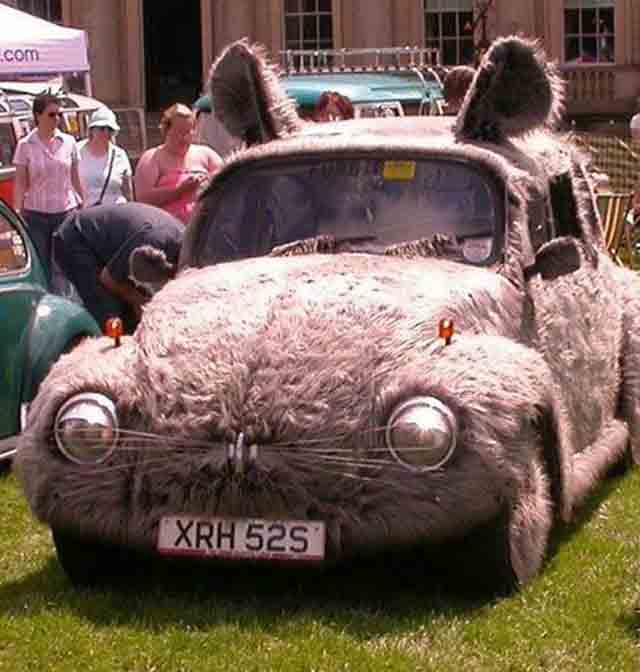 puffy car design