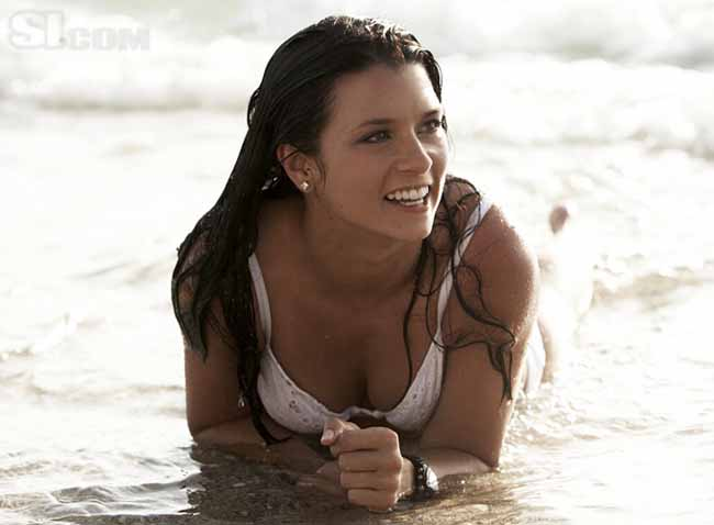 Danica Patrick amazing and beautiful