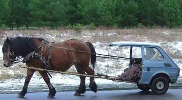 horse power car