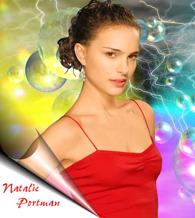 beauty and style Natalie Portman