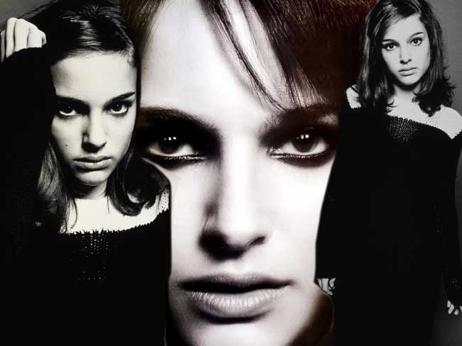 Natalie Portman beautiful and talented