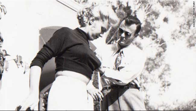 Marilyn Monroe unseen pictures 1