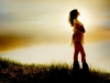 girl-and-sunset-1440x900
